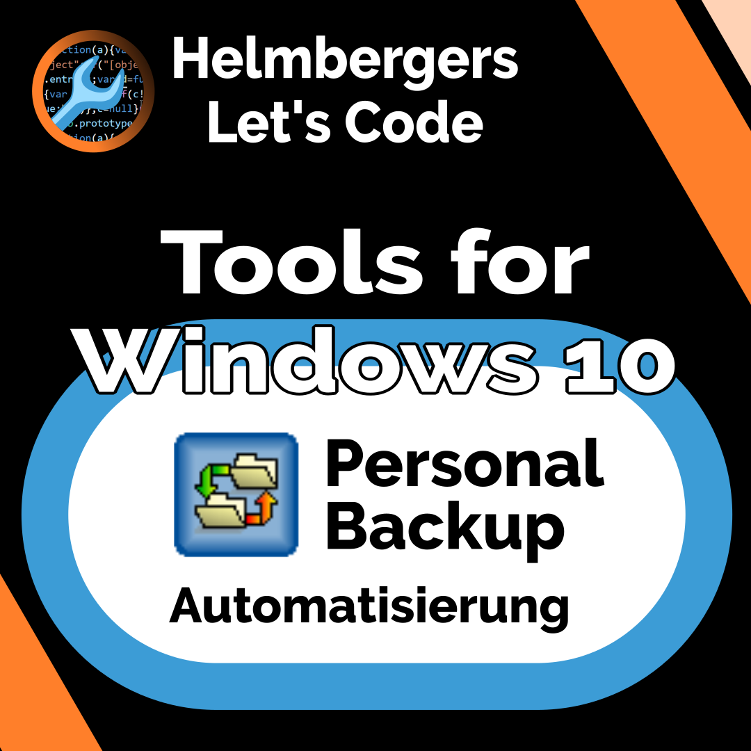 Helmbergers Let's Code - Instagram quad: Personal Backup Automatisierung